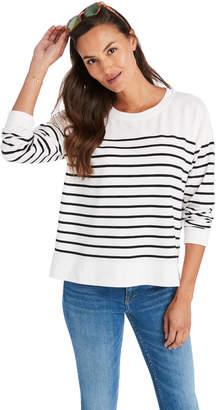 Vineyard Vines Striped Crewneck Sweatshirt