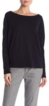 Vince Boatneck Dolman Long Sleeve Tee