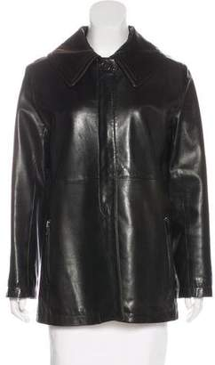 Marc Jacobs Zip-Up Short Coat