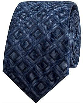 Geoffrey Beene Thick Check Tie