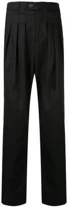 Strateas Carlucci pleated tailored trousers