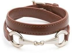 Lauren Ralph Lauren Leather Wrap Bracelet