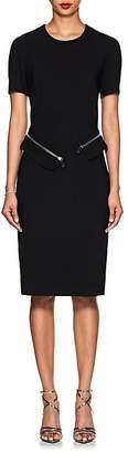 Altuzarra Women's Asymmetric-Peplum Stretch-Cady Dress