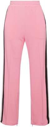 Ganni Dubois stripe track pants