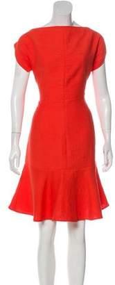 Rachel Comey Bateau Knee-Length Dress