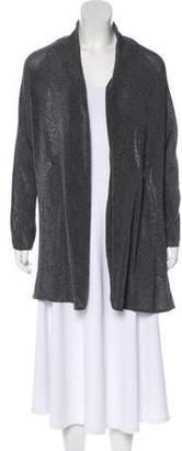 L'Agence Knit Long Cardigan