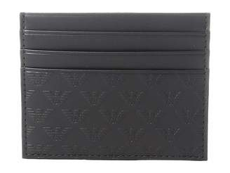 Emporio Armani Quilted Card Holder