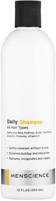 Menscience Daily Shampoo, 12 oz./ 355 mL