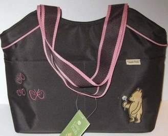 Disney Classic Pooh Diaper Bag Mini Stroller- Brown