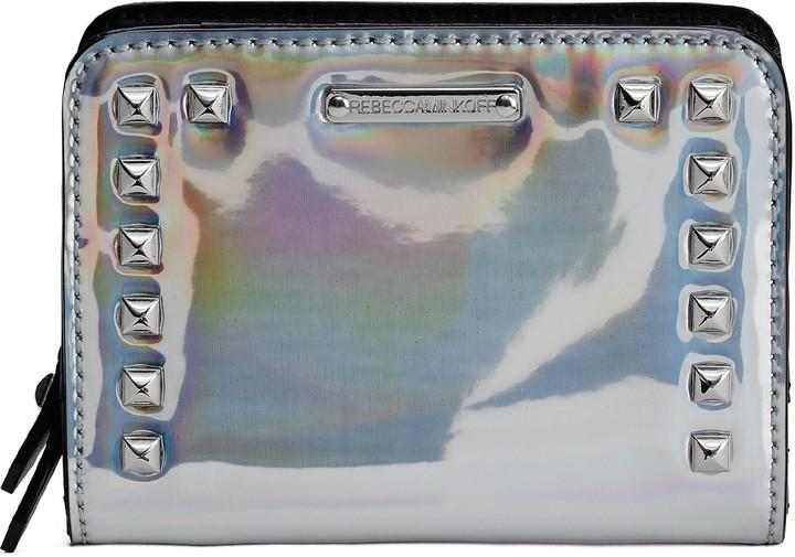 Rebecca Minkoff Frannie Wallet with Studs