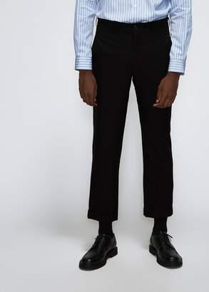 Comme des Garcons Cashmere Trouser