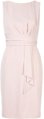 Paule Ka sleeveless fitted dress