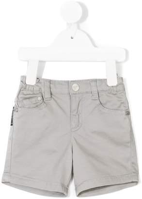 5fe490b5 Emporio Armani Kids five pocket buttoned shorts