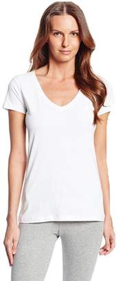 James Perse V-Neck Tee Shirt for Women in