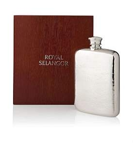 Royal Selangor Hip Flask In Gift Box