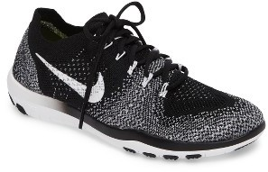 Women's Nike Free Focus Flyknit 2 Training Shoe $120 thestylecure.com