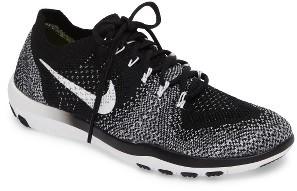 Women's Nike Free Focus Flyknit 2 Training Shoe $120 thestylecure.com