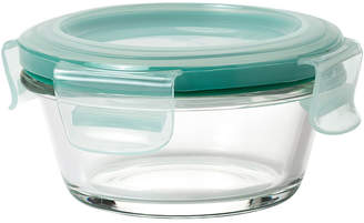 OXO 1-Cup Good Grips Snap Glass Round Container