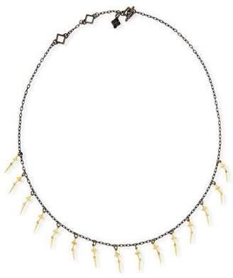 Armenta Old World Diamond Crivelli Shaker Necklace