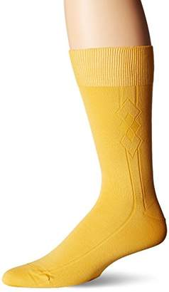 Bugatchi Men's Dabney Solid Sock