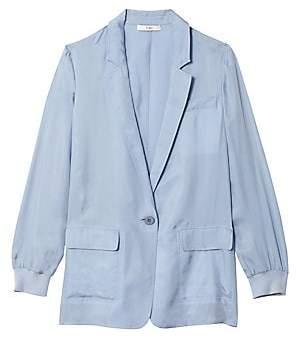 Tibi Women's Blouson Sleeve Blazer
