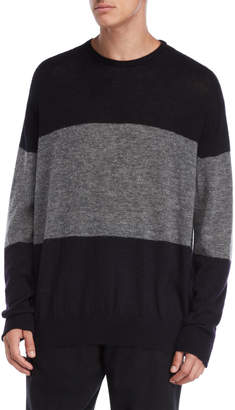 Roberto Collina Knit Color Block Pullover