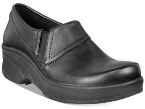 Easy Street Shoes Easy Works By Women's Assist Slip Resistant Clogs Women's Shoes