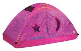 Pacific Play Tents Secret Castle Bed Tent for Full Bed