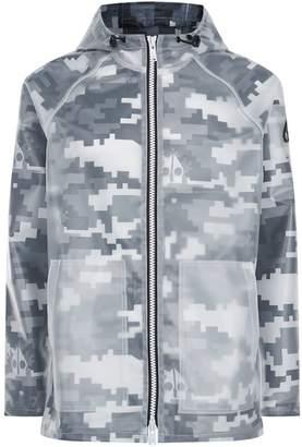 Moose Knuckles Digital Camouflage Printed Jacket