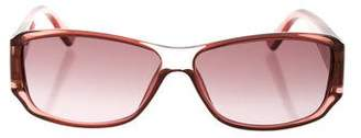 Gucci Gradient Square Sunglasses