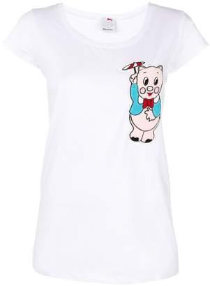 Ultràchic pig patch T-shirt