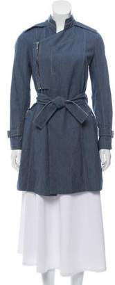 Vivienne Tam Printed Short Coat
