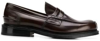 Church's chunky heel loafers