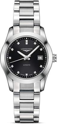 Longines Conquest Classic Watch, 29.5mm $2,500 thestylecure.com