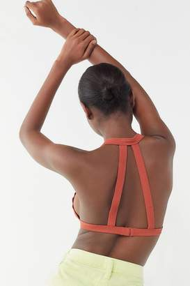 Out From Under Deep Scoop Triangle Bikini Top