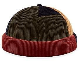 New Era Men's EK Corduroy Skully Docker Hat
