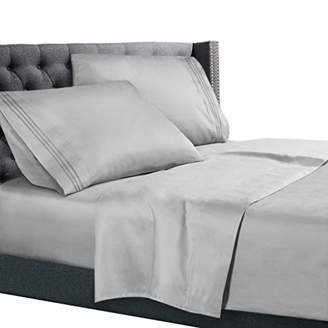 Full Size Bed Sheets Set Silver