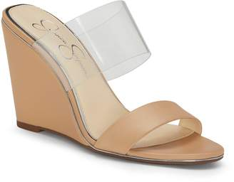 Jessica Simpson Winsty Wedge Slide Sandal
