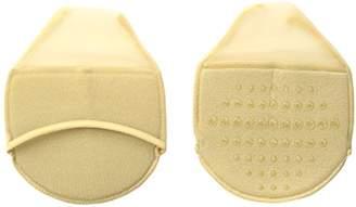 Hue Women's Three-Pack Toe Cover
