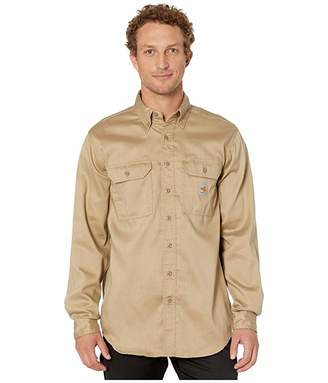 Carhartt Flame-Resistant LW Twill Shirt