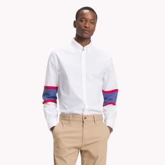 Tommy Hilfiger Dobby Block Stripe Shirt