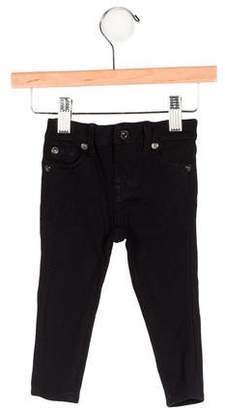 7 For All Mankind Girls' Five Pocket Skinny Pants