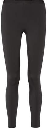 Helmut Lang - Stretch-scuba Leggings - Black $320 thestylecure.com
