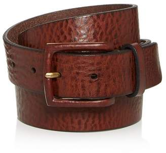 Frye Men's Chase Leather Belt