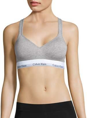 Calvin Klein Underwear Crisscross Strap Padded Bralette