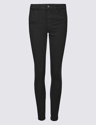 Marks and Spencer PETITE Mid Rise Super Skinny Jeans
