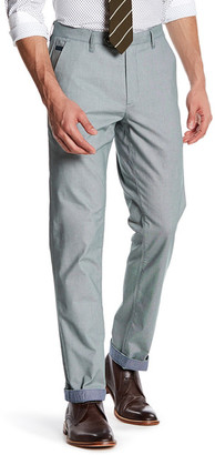 Ted Baker London Classic Fit Oxford Trouser $179 thestylecure.com
