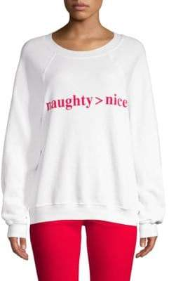 Wildfox Couture Naughty Nice Sweater