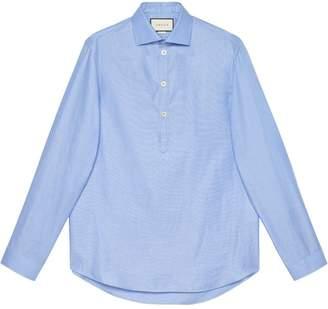Gucci Cotton oversize shirt