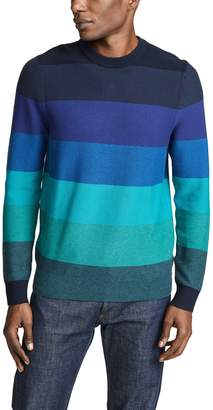 Paul Smith Striped Cn Sweater